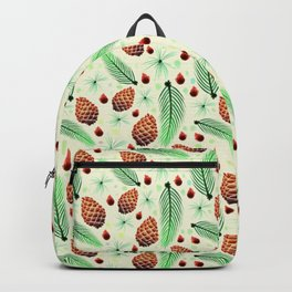 Pines and Pinecones Backpack