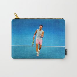 Rafael Nadal Fist Pump Carry-All Pouch