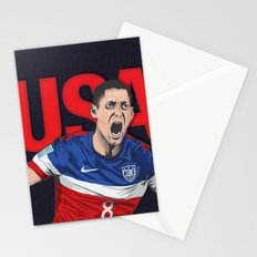 USA World Cup 2014 Stationery Cards
