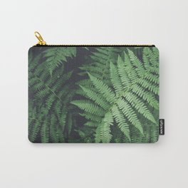 Fern Bush Nature Photography | Botanical | Plants Carry-All Pouch