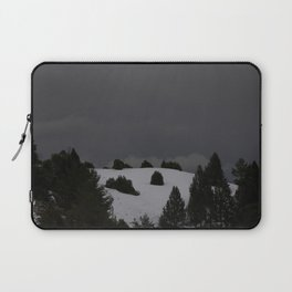 foggy landscape Laptop Sleeve