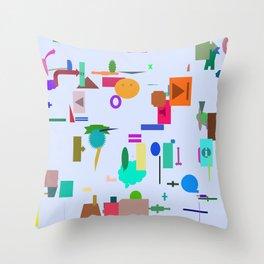 02262017 Throw Pillow