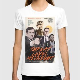 Threat Level Midnight T-shirt