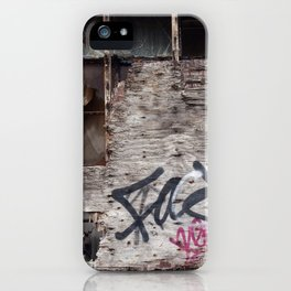 Broke-ed iPhone Case