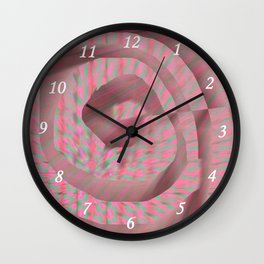 Poppies S13 Wall Clock