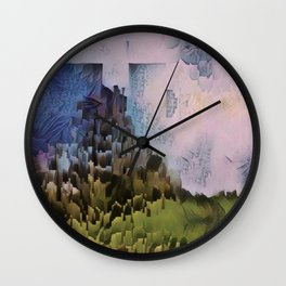 A Second Foray into the Countryside. Wall Clock