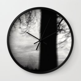 Haunting Wall Clock