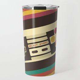 Retro Video Game 2 Travel Mug