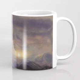Chase the Morning Coffee Mug