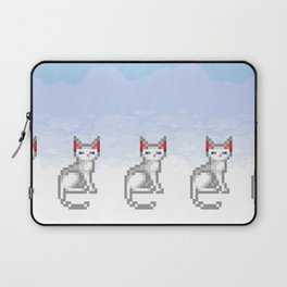 Transcendence Cat Laptop Sleeve