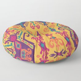 Cloud Tie Sunshine Floor Pillow