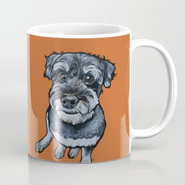 Frankie the Schnoodle Coffee Mug