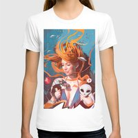 gravity T-shirts featuring GRAVITY by Javier G. Pacheco