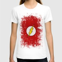the flash T-shirts featuring Flash by Some_Designs