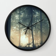 Find Serenity Wall Clock