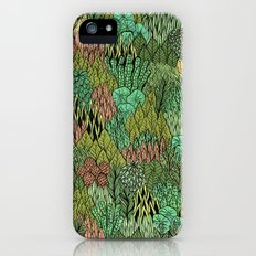April Leaves Slim Case iPhone (5, 5s)
