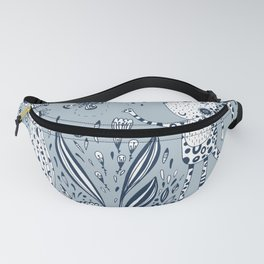 Many Happy Hours in the Garden Fanny Pack