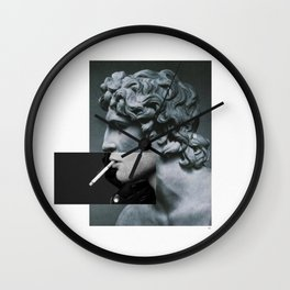 A classic cigarette. Wall Clock