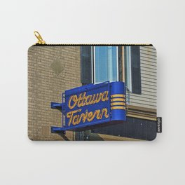 Ottawa Tavern on Adams Carry-All Pouch