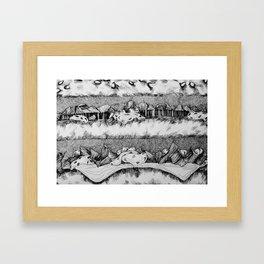 BigMac Framed Art Print