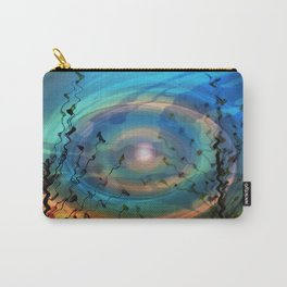 Underwater Moonlight Carry-All Pouch