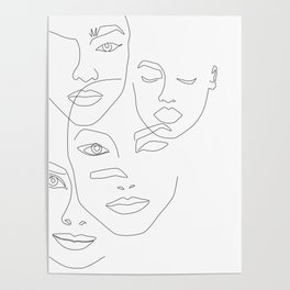 Different beauty Poster