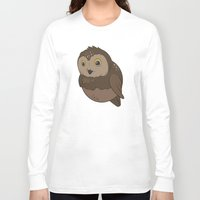 rocky Long Sleeve T-shirts featuring Rocky by Birbles