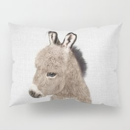 Donkey - Colorful Pillow Sham