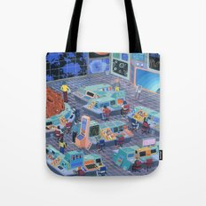 Command Center Tote Bag