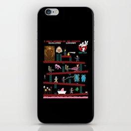 Vigo Kong iPhone Skin
