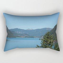 Achen Lake Rectangular Pillow