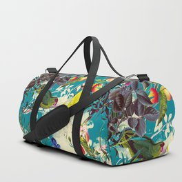 Tropical birds in the nature - 010 Duffle Bag