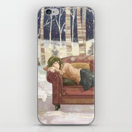 KAZABANA iPhone Skin