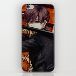 Tokyo Ghoul Urie iPhone Skin