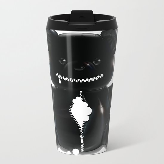 Hug Metal Travel Mug