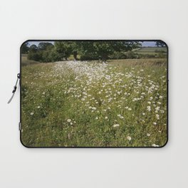 Path of Daisies Laptop Sleeve