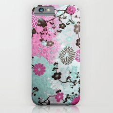 flowers 2 Slim Case iPhone 6s