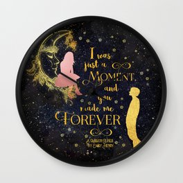 A Million Junes - Forever Wall Clock