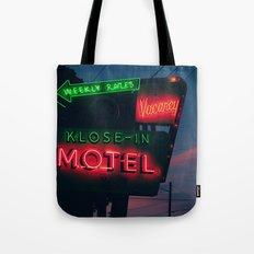 no tell Tote Bag