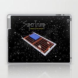 SuperTrump - Crimes of the century Laptop & iPad Skin