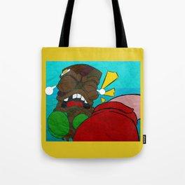 Tiki Boxing Tote Bag