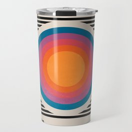 Vintage California Sun Travel Mug