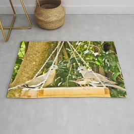 Dove Dining Rug