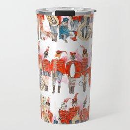 Marching Band Travel Mug