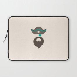 My little green Pirate Laptop Sleeve