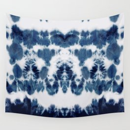 Shibori Not Sorry Wall Tapestry