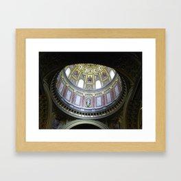 St. Stephens Basilica, Budapest, Hungary Framed Art Print