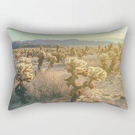 Cholla Garden Rectangular Pillow