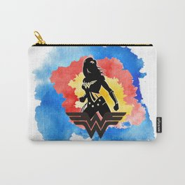 Women Hero Carry-All Pouch