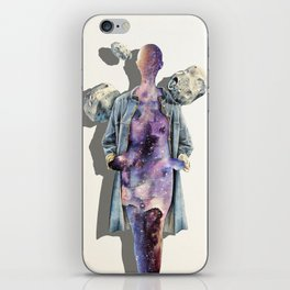 All Spaced Out iPhone Skin